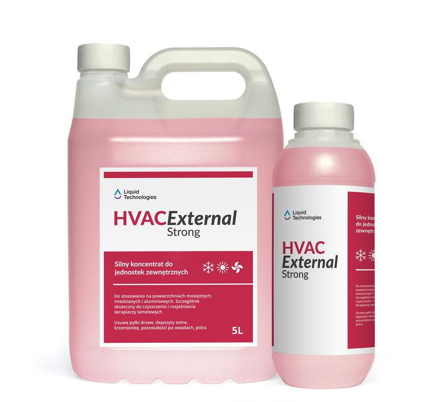 HVAC External Strong